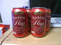 Sparkling Hop レッド