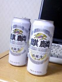 麒麟淡麗<生> - キリンビール
