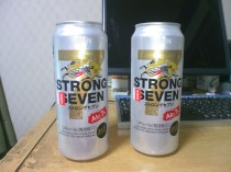 STRONG SEVEN(ストロングセブン)その? - キリンビール