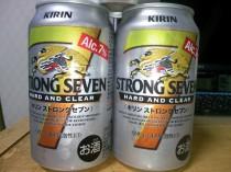 STRONG SEVEN(ストロングセブン) - キリンビール