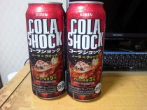 コーラショック‐キリンビール