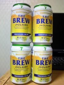 THE BREW(ザ・ブリュー) ノドごしスッキリ