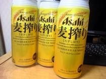 アサヒ 麦搾り‐アサヒビール