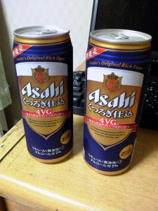 くつろぎ仕込〈4VG〉‐アサヒビール