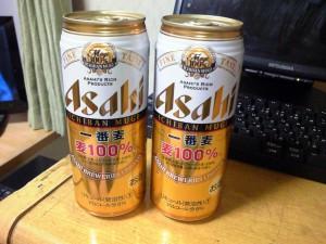 一番麦‐アサヒビール